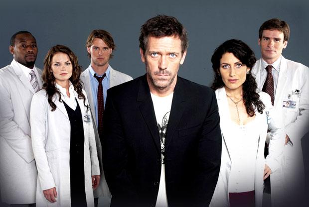 Dr. House, autoridade indiscutível na famosa série que leva o seu nome