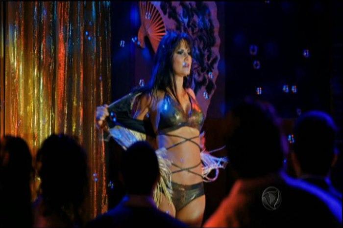Stripper striptease
