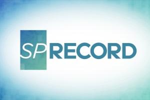 Logo do SP Record home